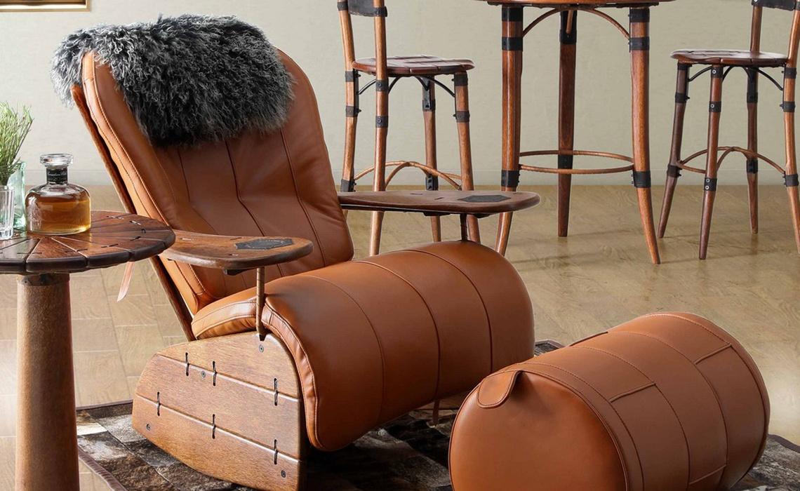 Мягкие кресла качалки своими руками 8799