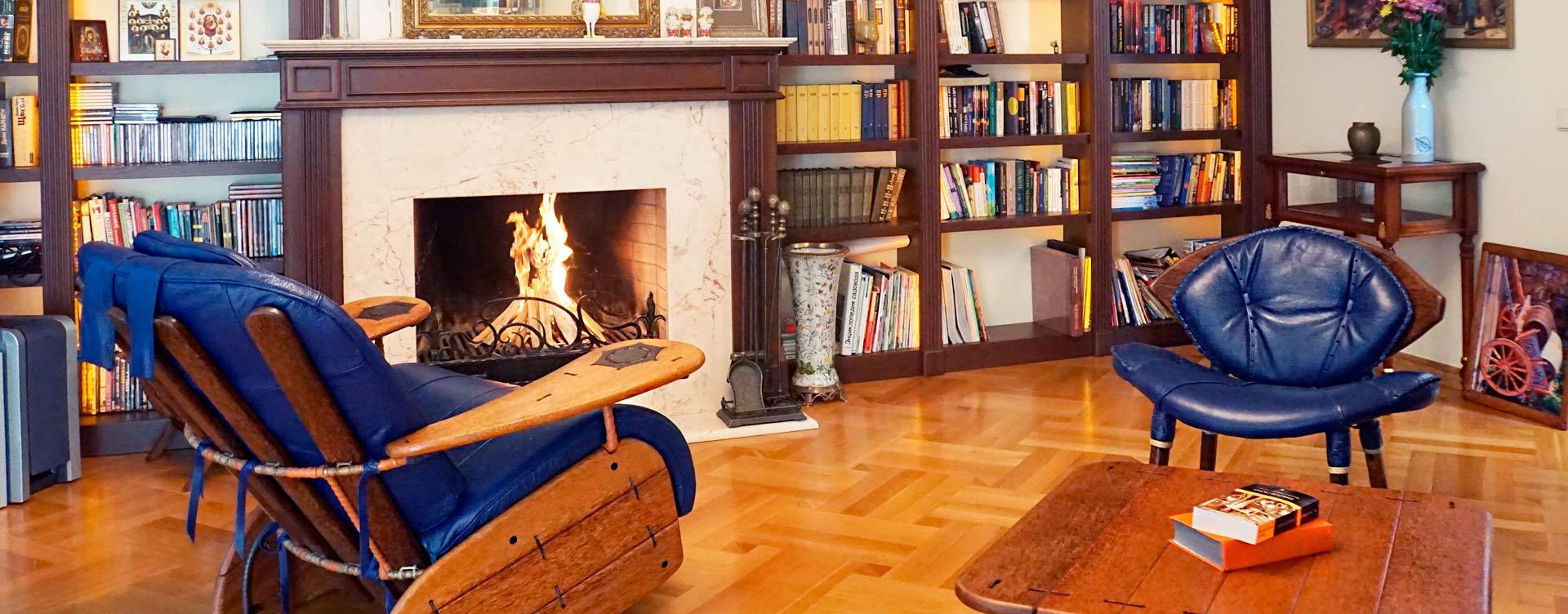 Элитные кожаные кресла
